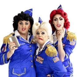 Bugle Boys – A Salute to the Andrews Sisters