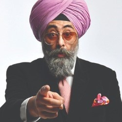 Hardeep Singh Kohli: You-topia