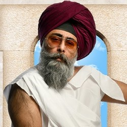 Hardeep Singh Kohli: It's Hard to Be Deep