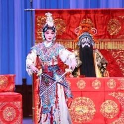 Peking Opera: Farewell My Concubine