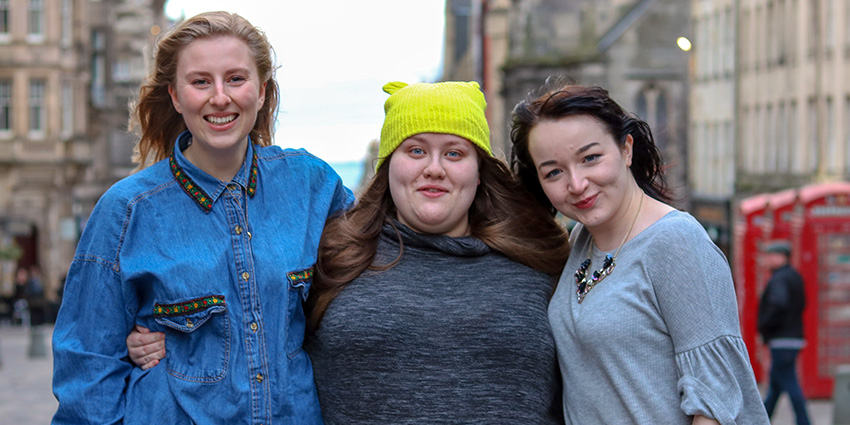 The 2018 Fringe Central Events Programme Youth Panel