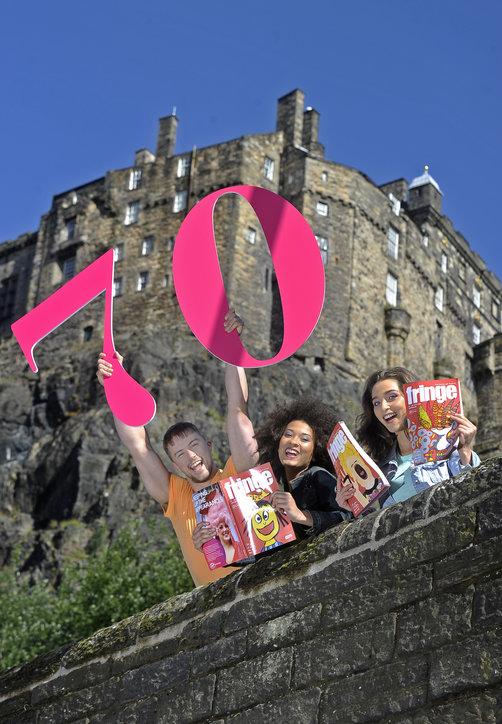 70th anniversary programme launched | Edinburgh Festival Fringe